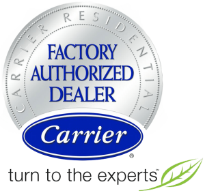 Centex Mechanical is a Factory Authorized Carrier HVAC Dealer near Austin TX logo image