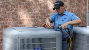 Carrier ® Air Conditioning System repair & maintenance service near Bastrop TX